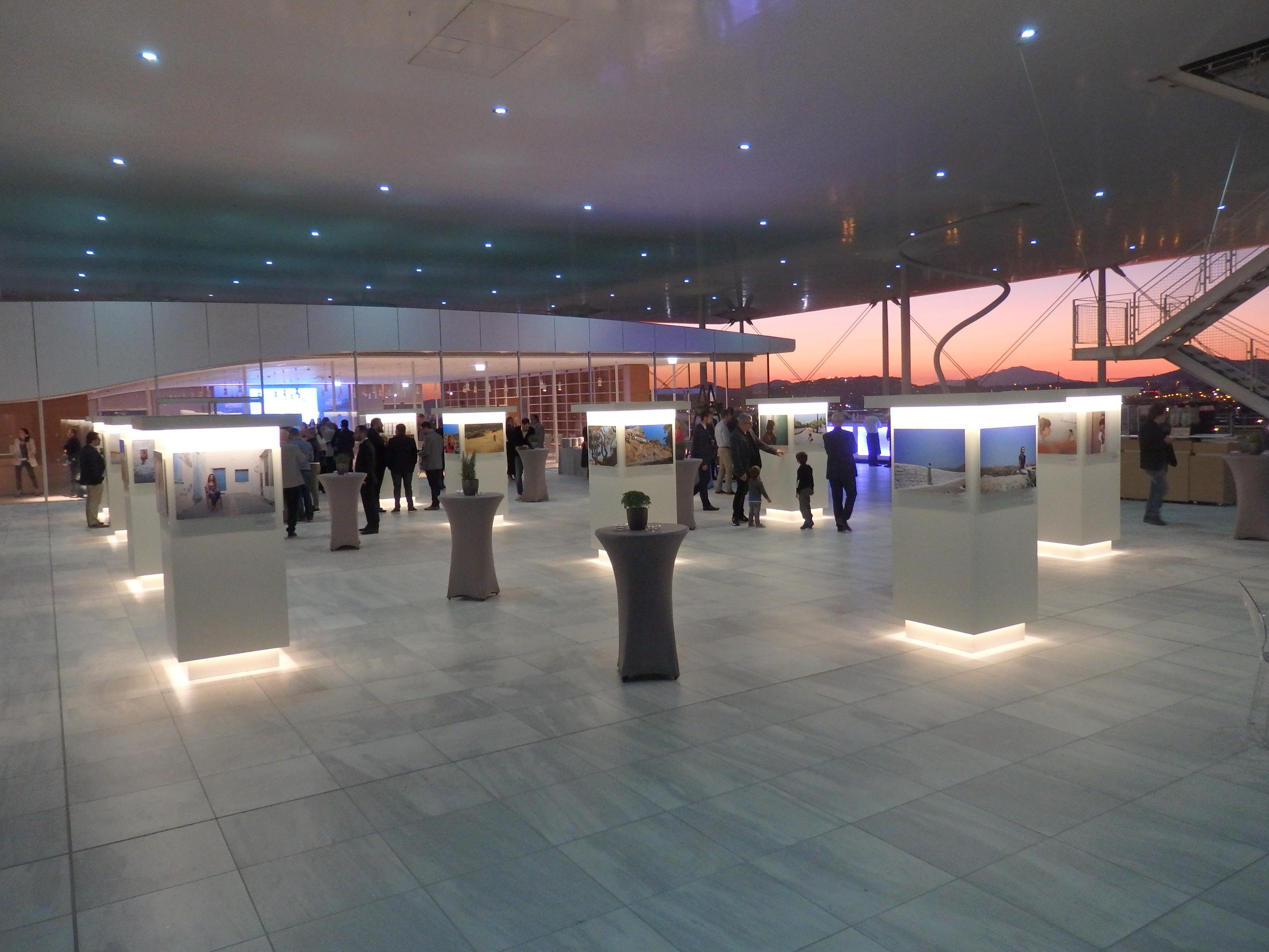 Corporate Conferences Photo Exhibition events