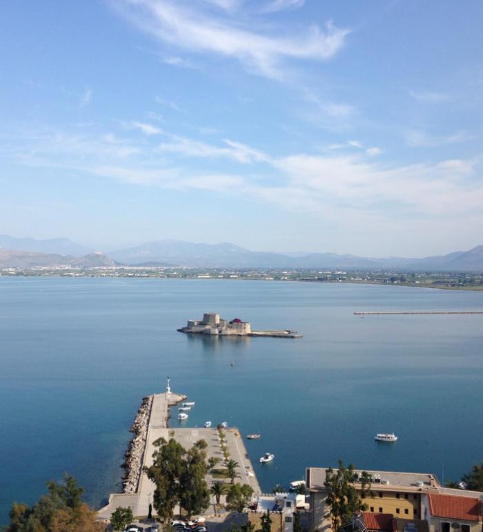 Corporate Event: Incentive trip to Nafplio